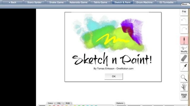 Sketch n Paint